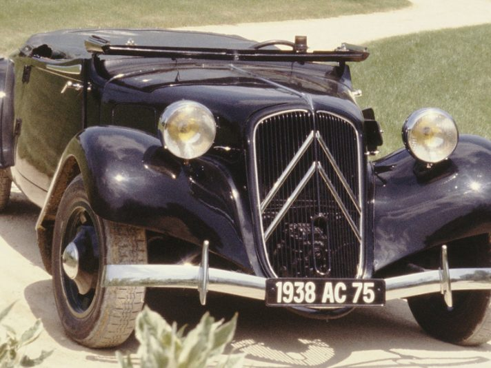 Citroën Traction Avant Cabrio