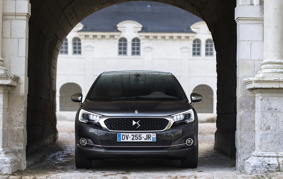 DS DS4 frontale