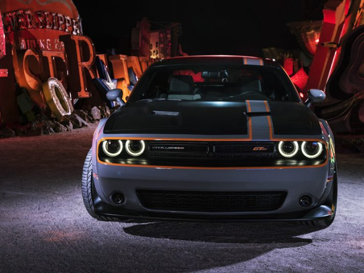 Dodge Challenger GT AWD by Mopar