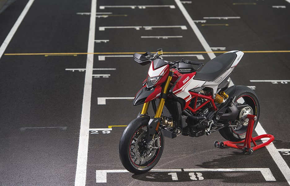 Ducati Hypermotard SP MY16