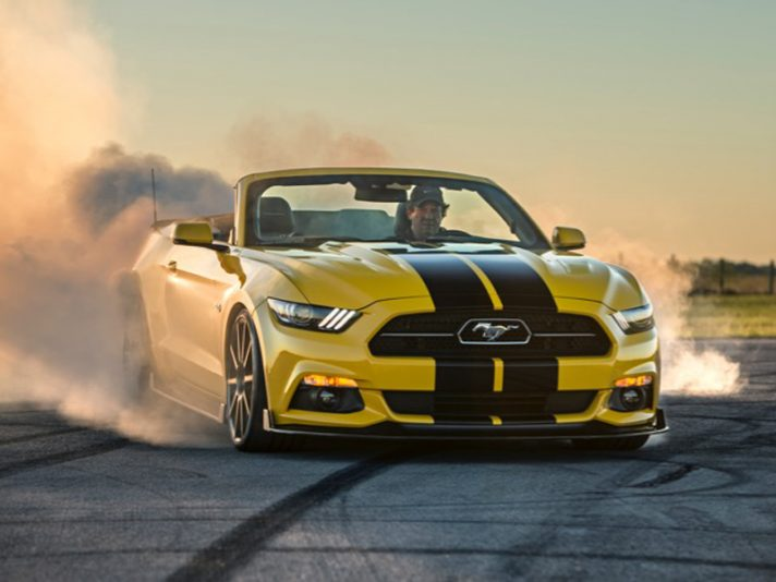 Ford Mustang GT Cabriolet by Hennessey