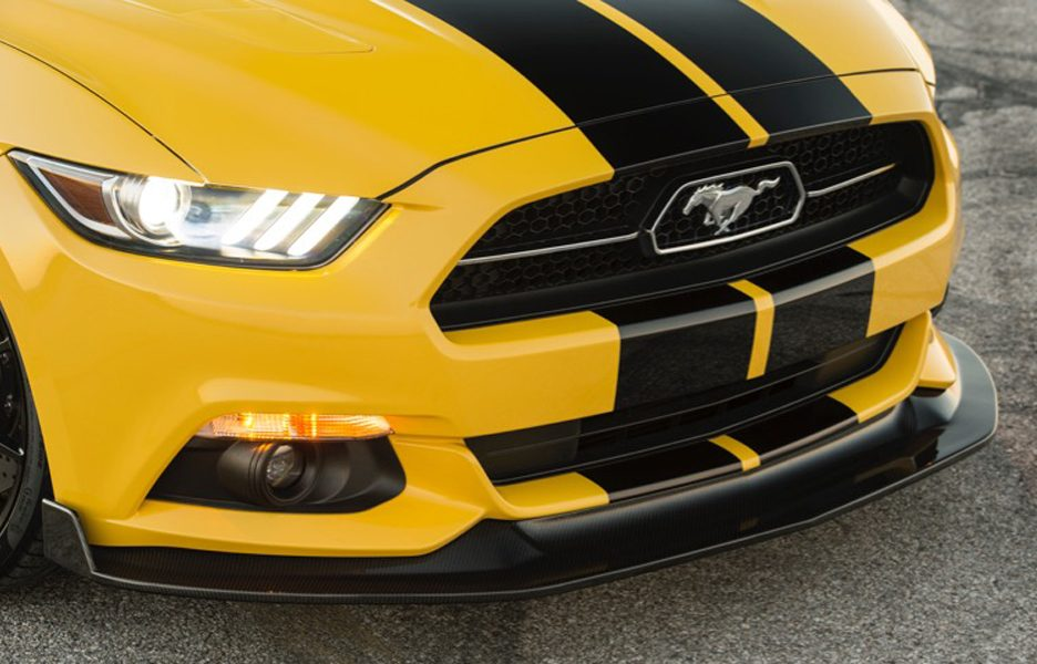 Hennessey Ford Mustang GT Cabriolet