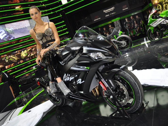 Kawasaki Ninja ZX-10R Winter Edition 2 - EICMA 2015