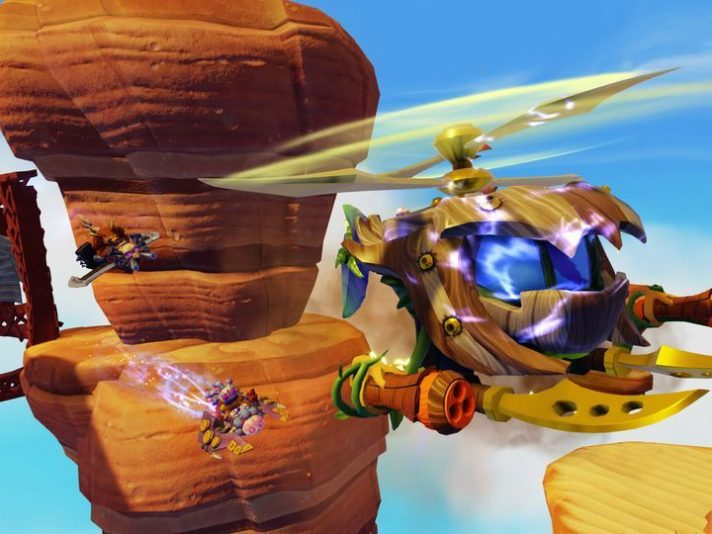 Skylanders SuperChargers arriva su iPhone, iPod touch, iPad e Apple TV