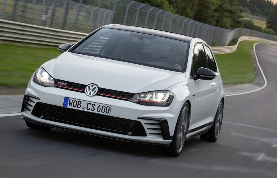 Volkswagen Golf GTI Clubsport 40th Anniversary
