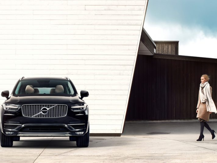 Volvo XC90: Women's Car of the Year 2015