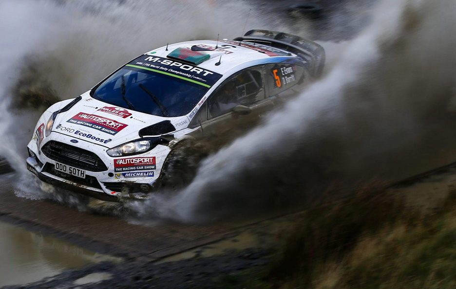 WRC Rally Galles 2015 32