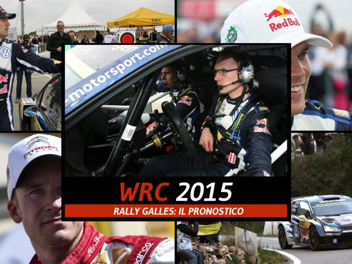 WRC Rally Galles 2015