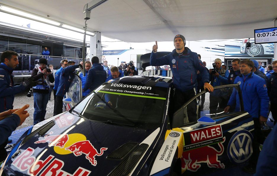 WRC Rally Galles 2015 8