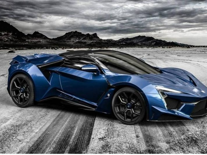 Fenyr Supersport: la nuova hyper car di W Motors
