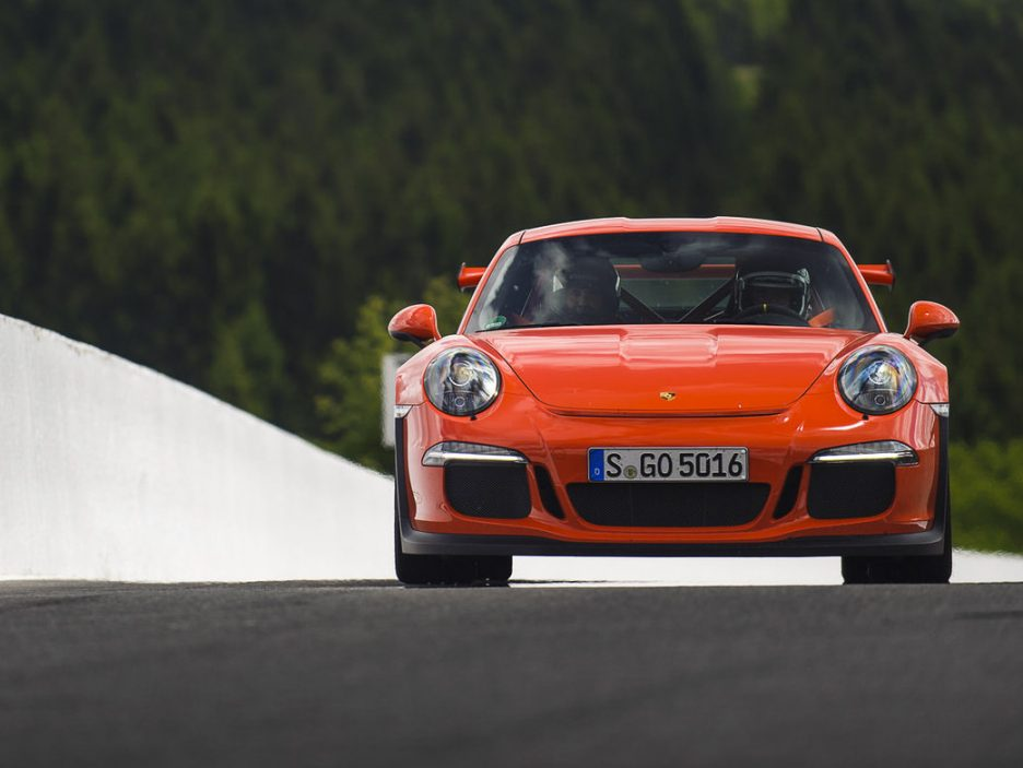 911 GT3 RS 991