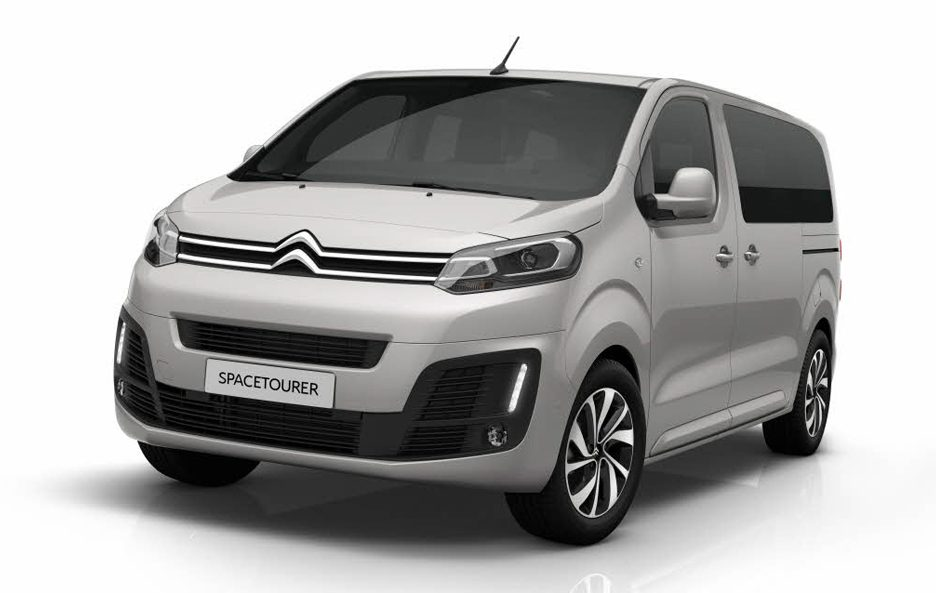 Citroën Spacetourer 2