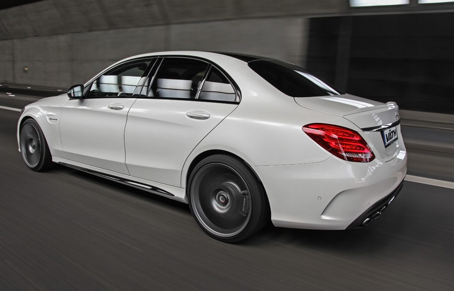 Mercedes C 63 by Vath