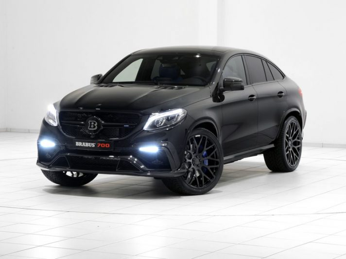 Mercedes GLE 63 AMG by Brabus