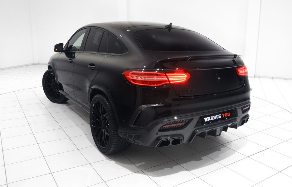 Mercedes GLE by Brabus