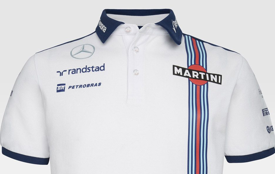 Polo Williams Martini F1
