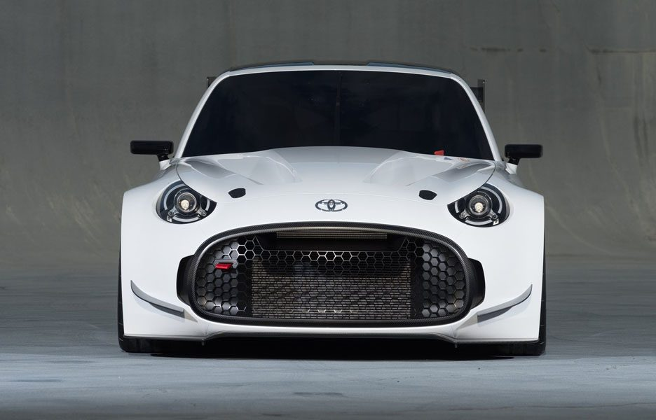 Toyota-S-FR Racing Concept 2016