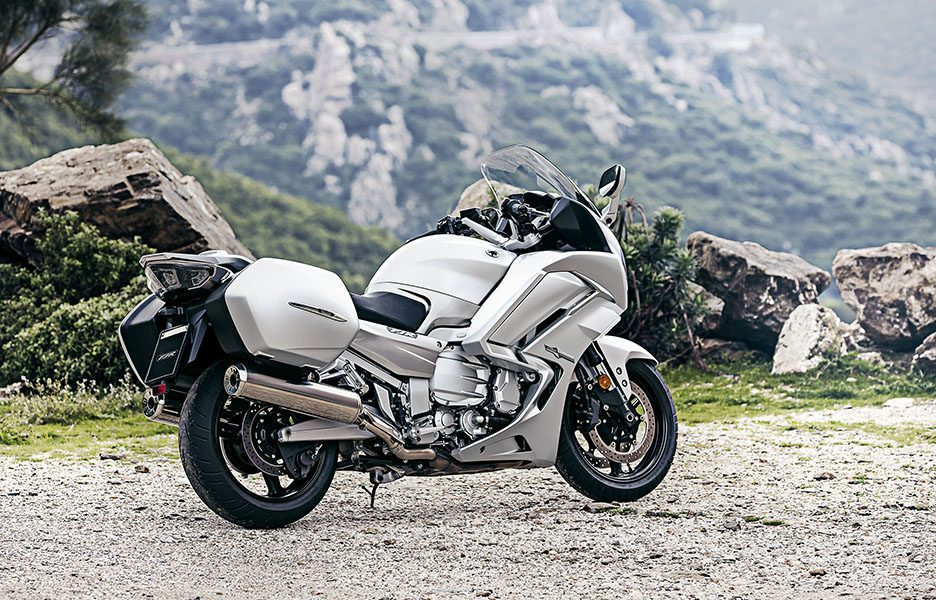 Yamaha FJR 1300AS 2016
