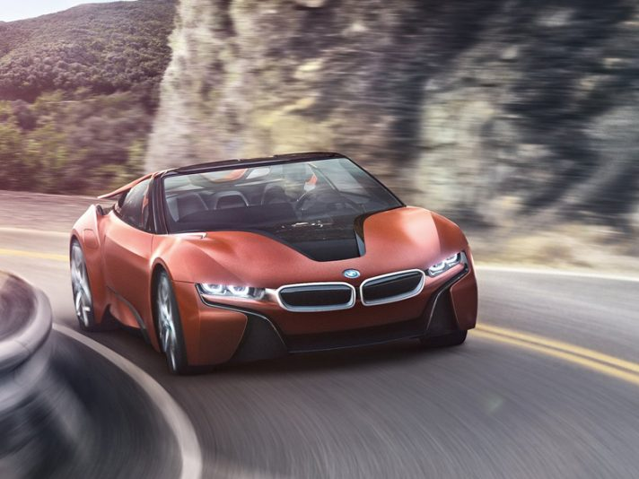 CES 2016: BMW i Vision Future Interaction