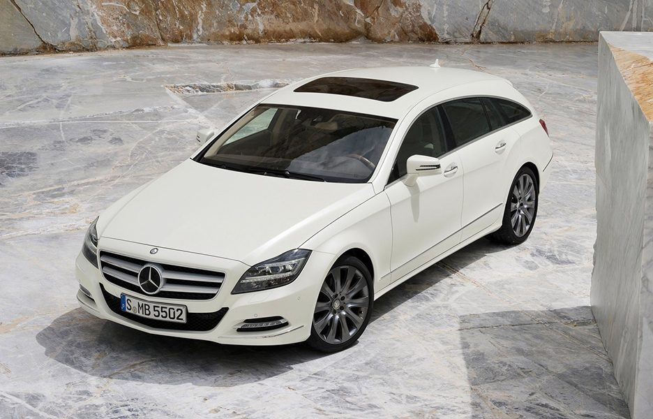 Mercedes-Benz CLS Shooting Brake 2016