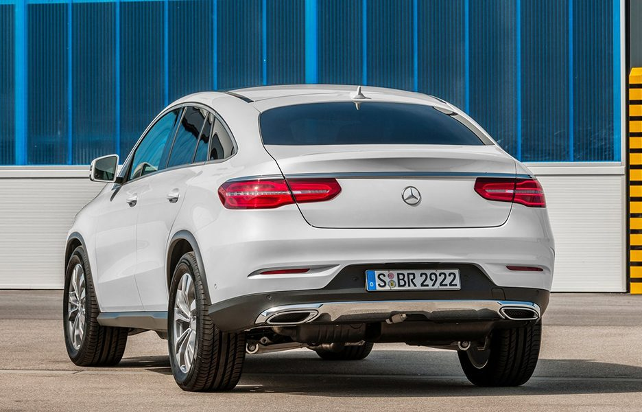 Mercedes-Benz GLE Coupè 2016