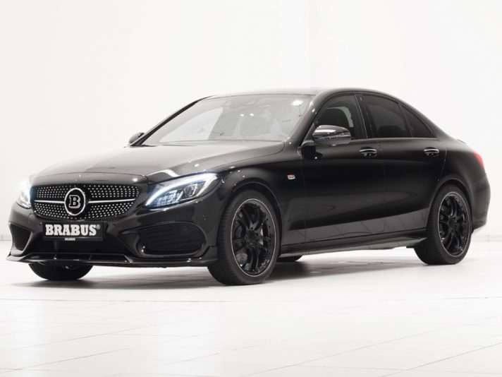 Mercedes C450 AMG 4Matic by Brabus