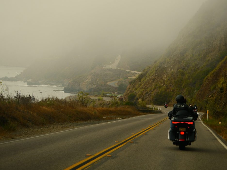 RIDING HIGHWAY 1