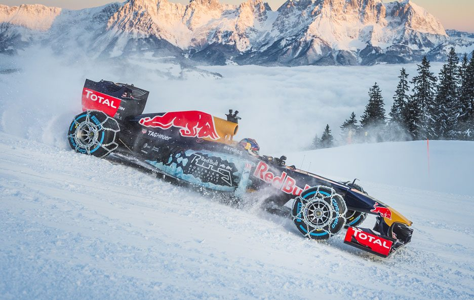 Red Bull Tag Heuer F1 2016