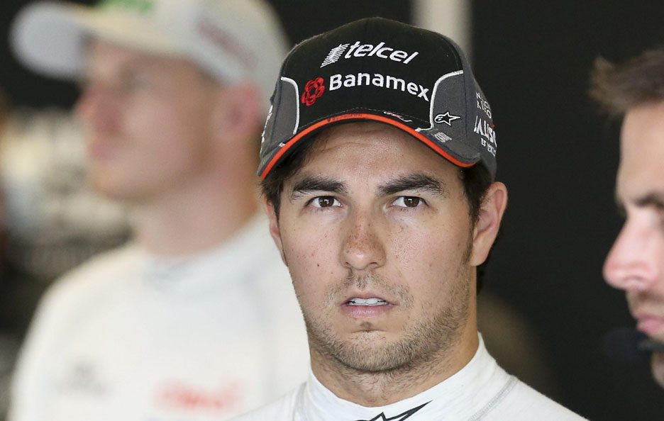 Sergio Pérez (Force India)
