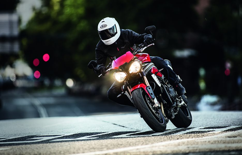 Triumph Speed Triple S 2016
