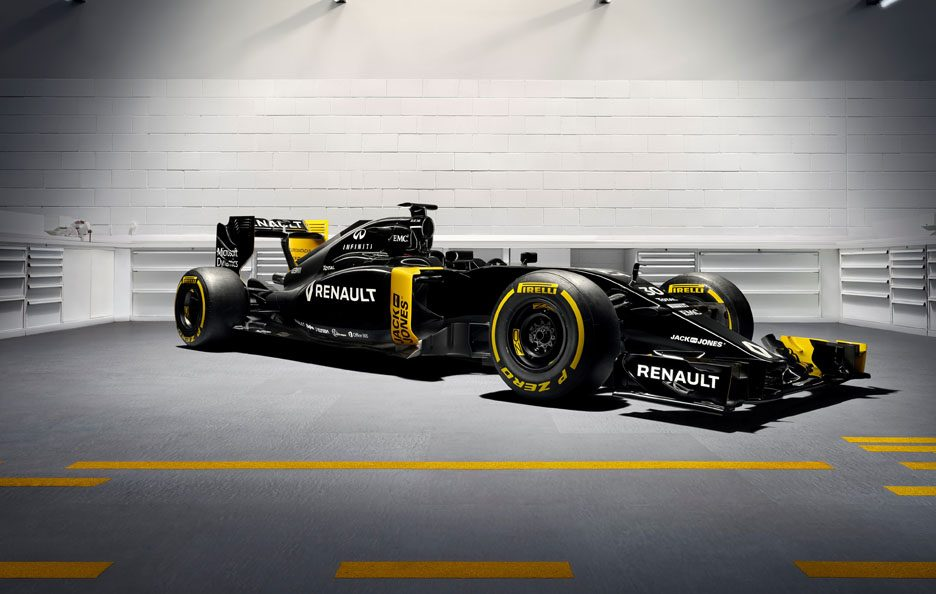 Renault R.S. 16 F1 2016