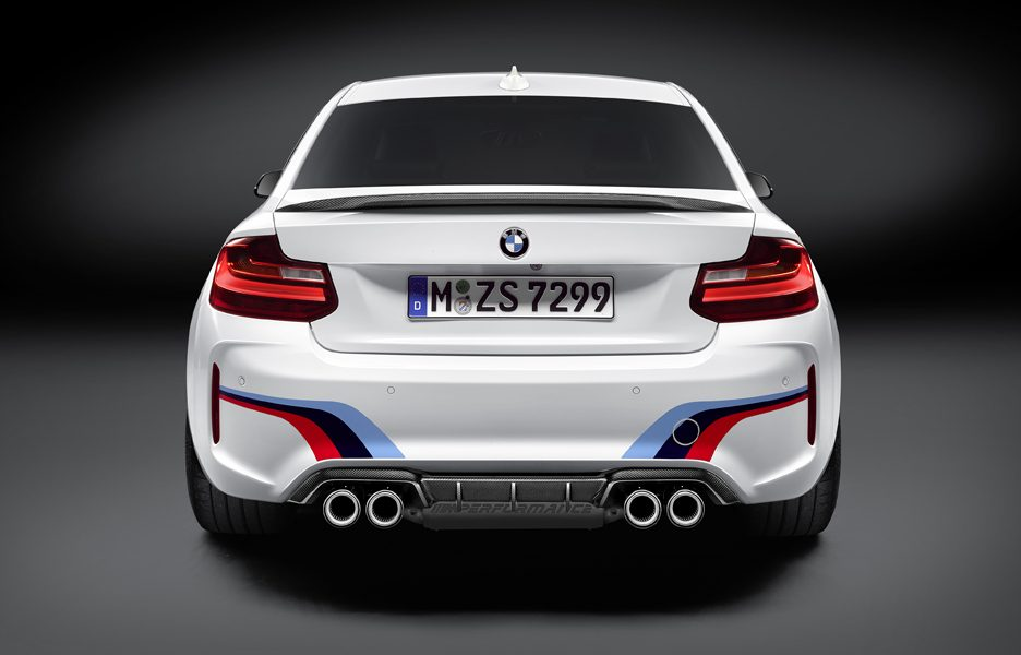 BMW M Performance Parts M2 Coupé