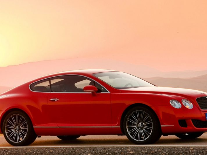 Bentley Continental GT Speed (2009): pregi e difetti della supercar britannica
