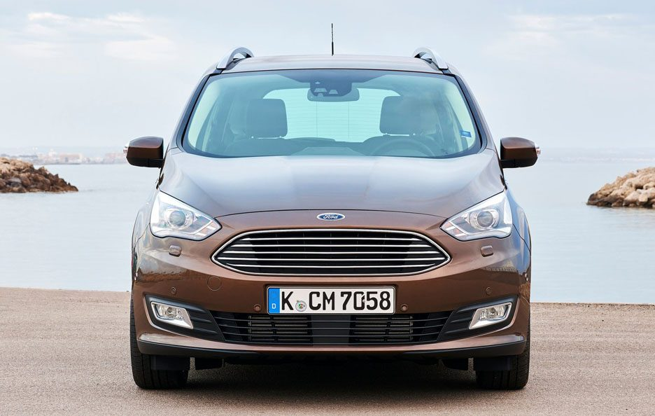 Ford C-Max 7 frontale