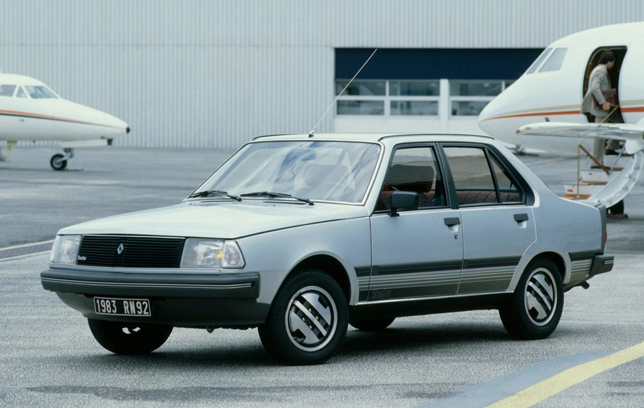 Renault 18 Turbo