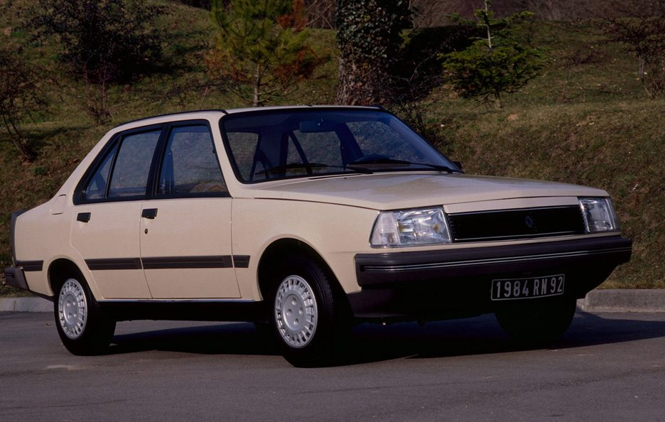 Renault 18 restyling