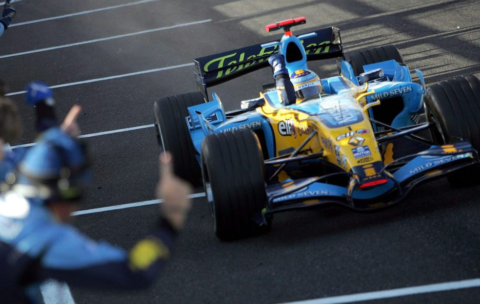 Renault F1 Giappone 2006