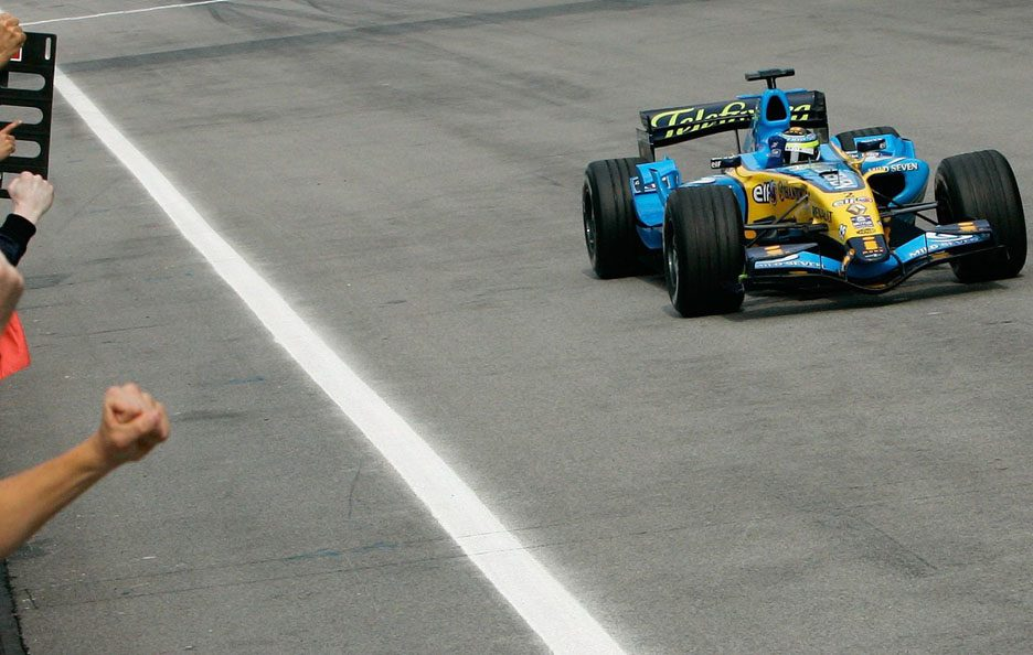 Renault F1 Malesia 2006