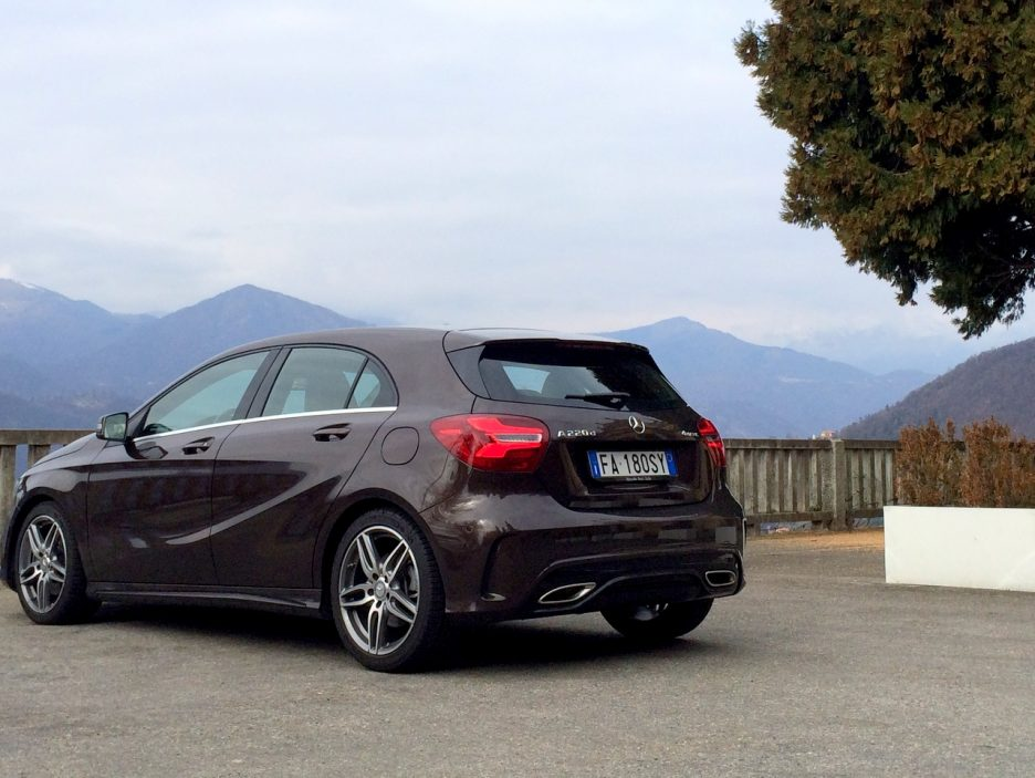 Mercedes A220 CDI 4Matic