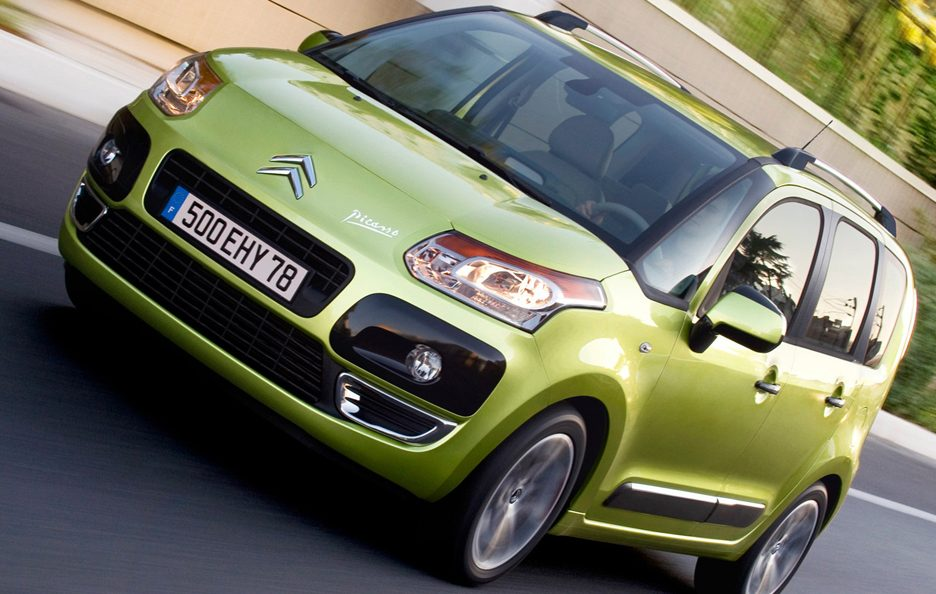 Citroën C3 Picasso 1.6 HDi 110 Perfect Techno (78 punti)