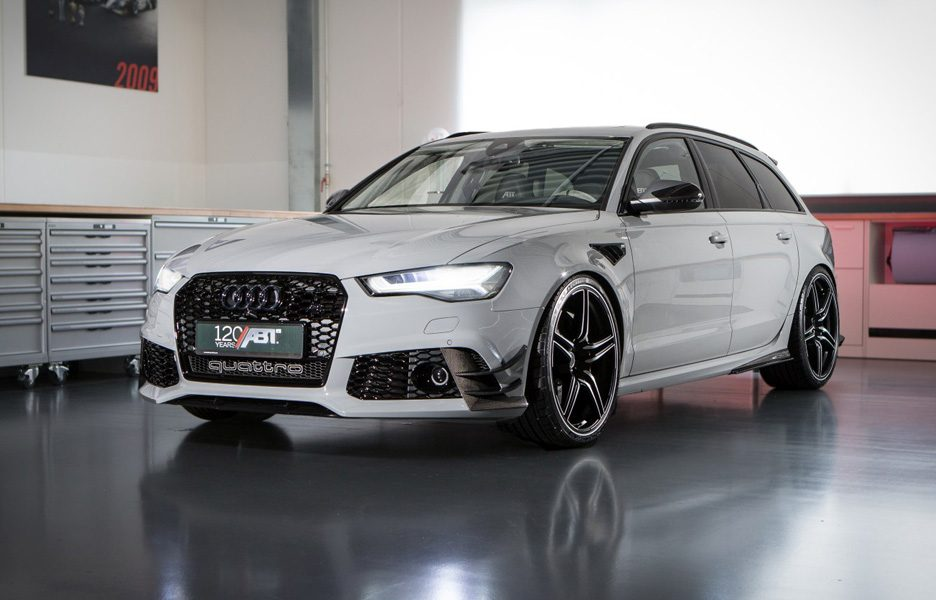 ABT - Audi RS6 120th anniversary