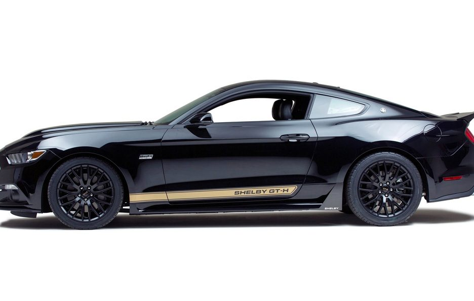 Ford Mustang Shelby GT-H profilo