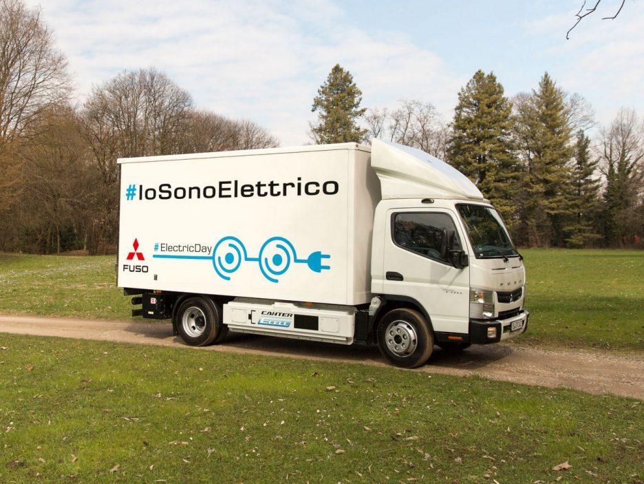 Fuso Canter.e-cell2
