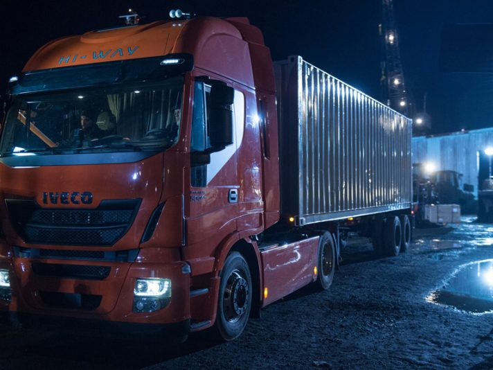 Iveco protagonista in