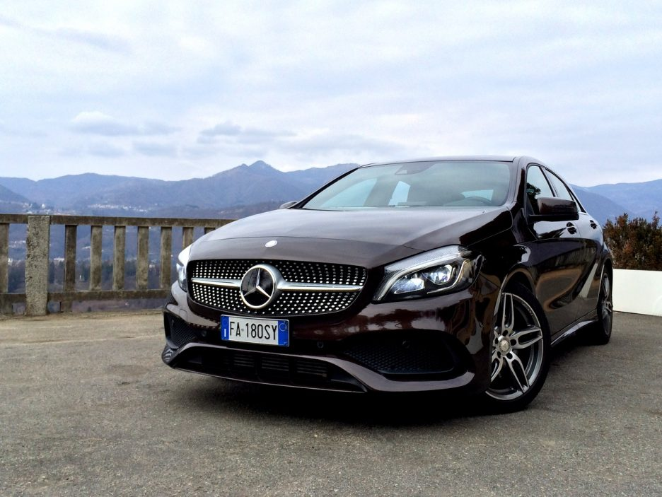 Mercedes A220 CDI 4Matic1