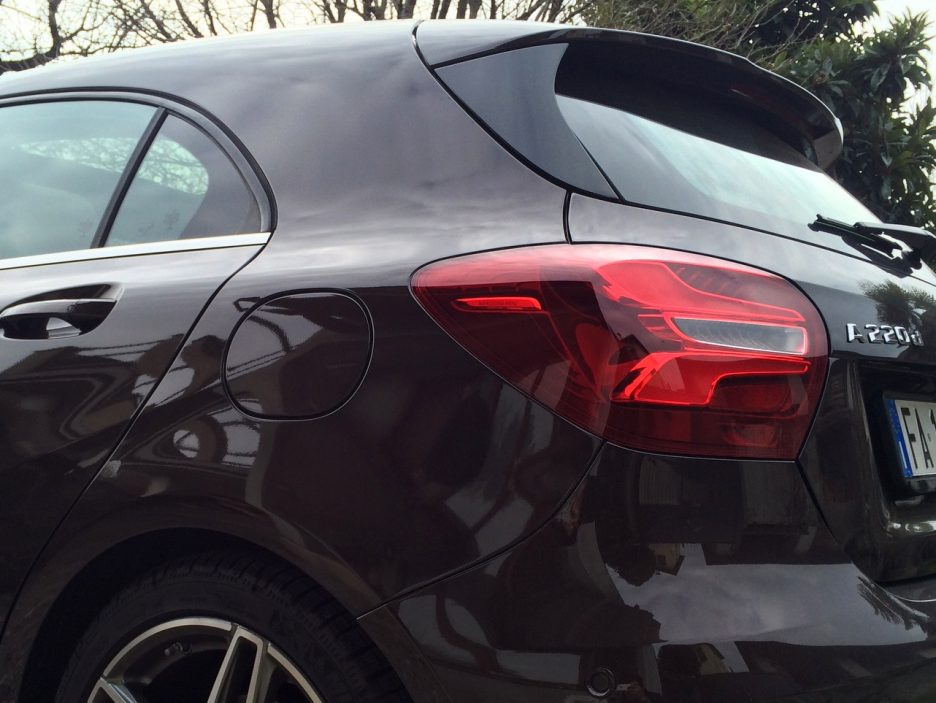 Mercedes A220 CDI 4Matic12