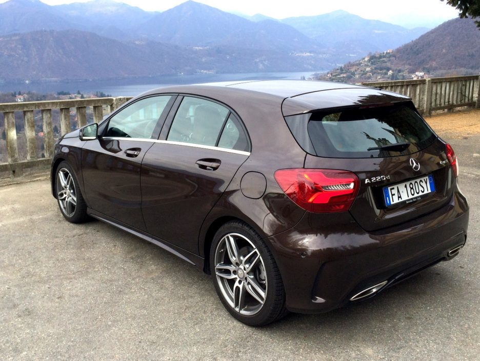 Mercedes A220 CDI 4Matic13