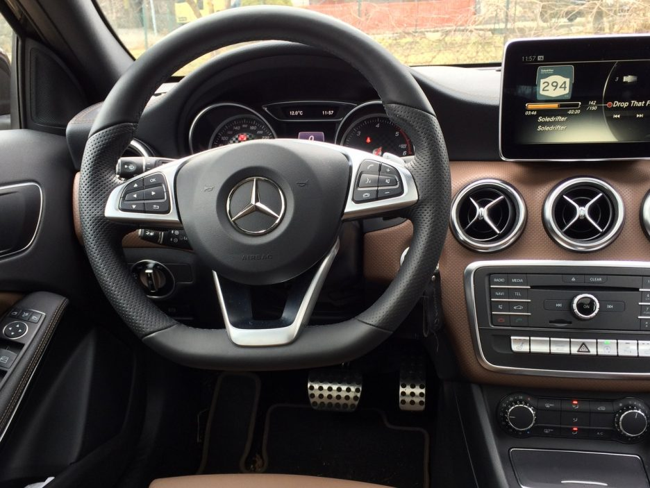 Mercedes A220 CDI 4Matic5