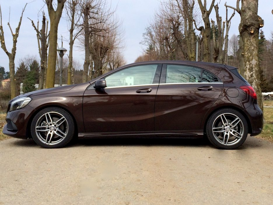Mercedes A220 CDI 4Matic9