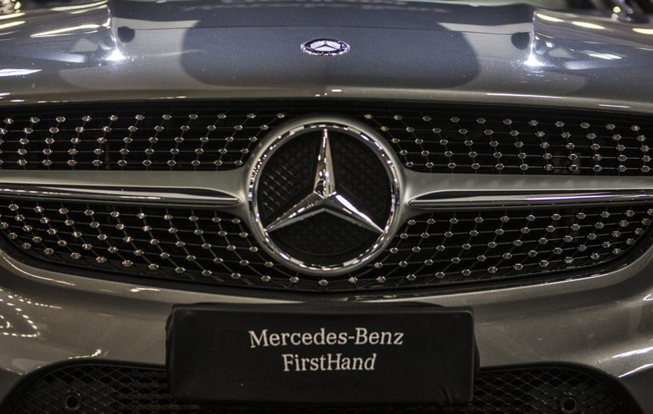 Mercedes FirstHand 3